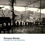 Romayne Wheeler Alhambra Concert CD cover
