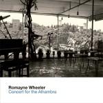 Romayne Wheeler Alhambra Concert CD cover